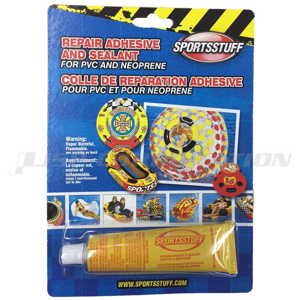 PVCリペア接着剤&ビニールシートセット