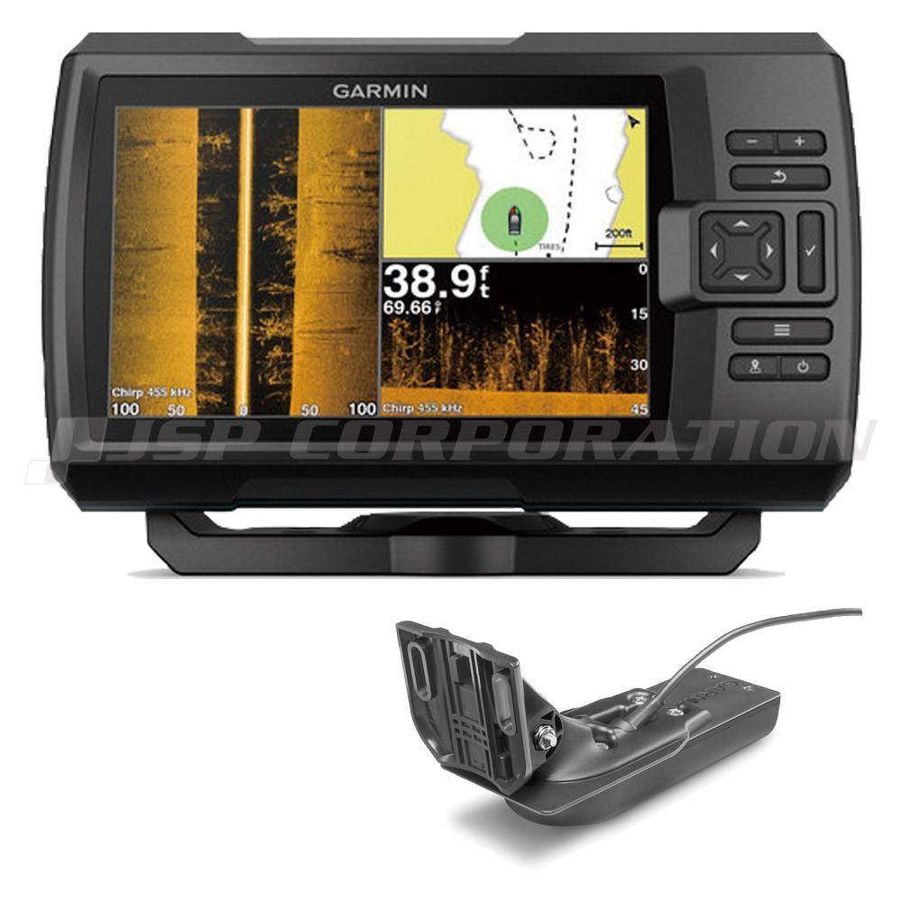 55d065f0434 7型GPS連動CHIRP魚探 STRIKER Plus(ストライカープラス)7sv GT52HW-TM ...